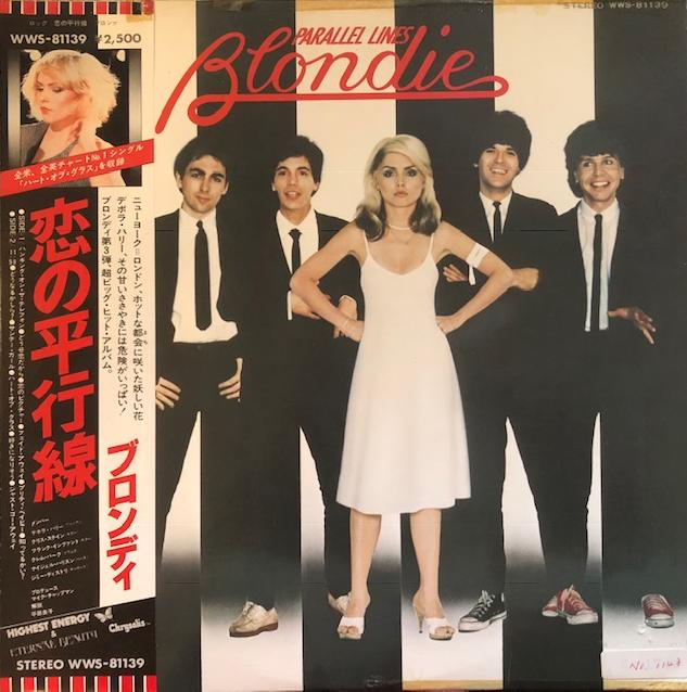 BLONDIE ‎/ PARALLEL LINES
