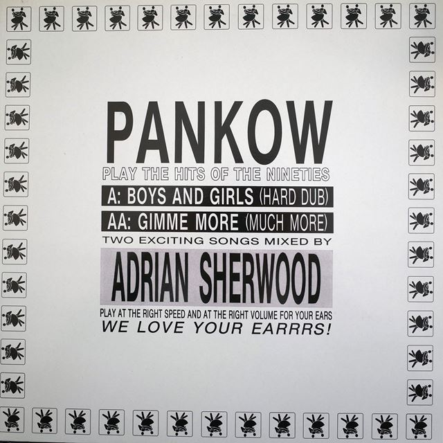 PANKOW ‎/ PLAY THE HITS OF THE NINETIES