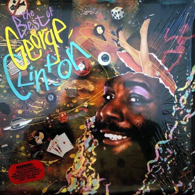 GEORGE CLINTON ‎/ BEST OF