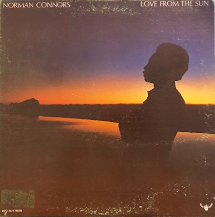 NORMAN CONNORS ‎/ LOVE FROM THE SUN