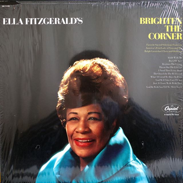 ELLA FITZGERALD ‎/ BRIGHTEN THE CORNER