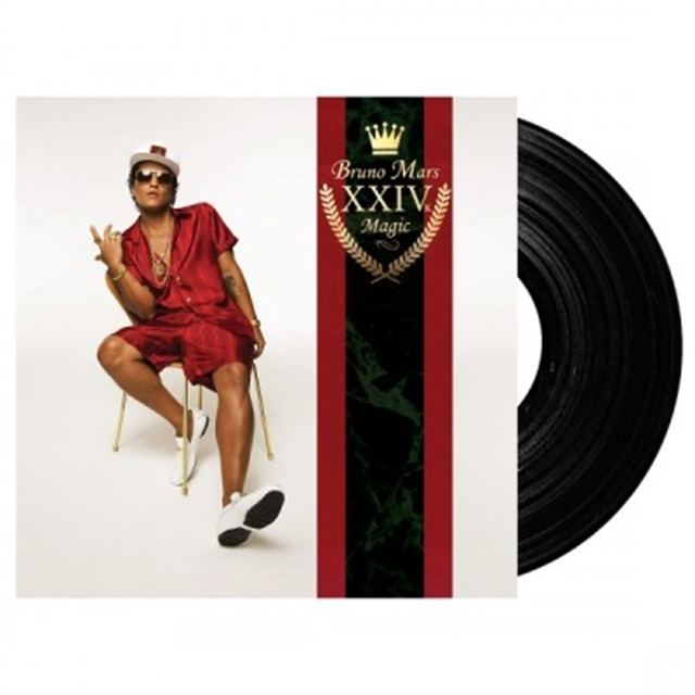 BRUNO MARS / 24K MAGIC