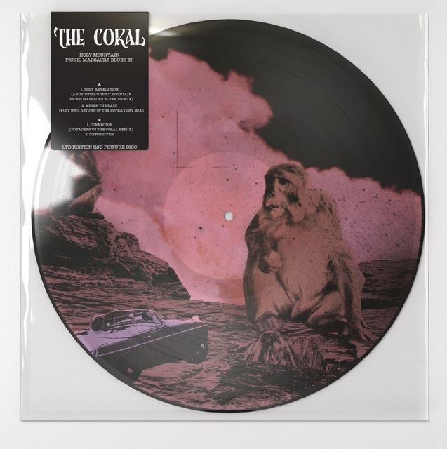 CORAL / HOLY MOUNTAIN PICNIC MASSACRE BLUES EP