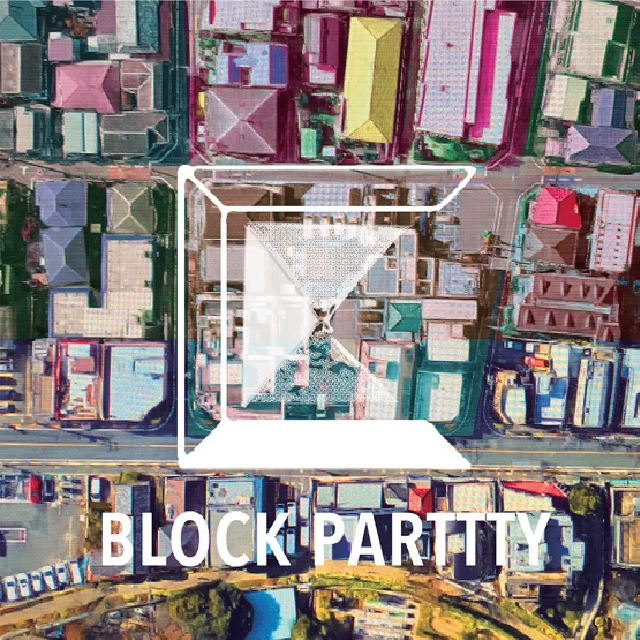 VARIOUS / BLOCK PARTY コンピレーション LP