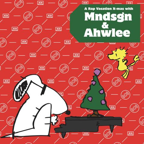 MNDSGN & AHWLEE / A RAP VACATION X-MAS