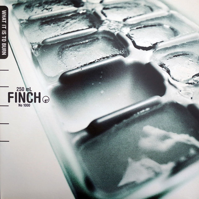 FINCH / WHAT IT IS TO BURN