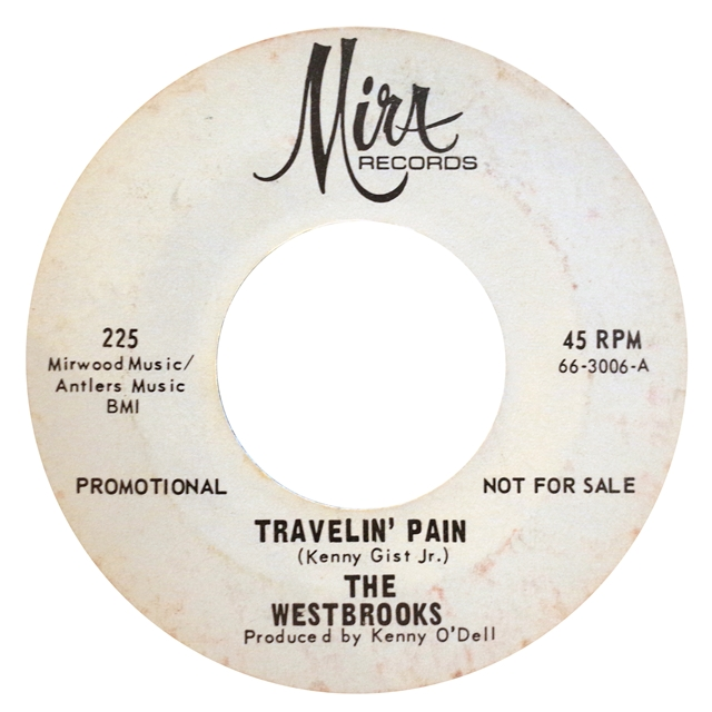 WESTBROOKS / TRAVELIN PAIN