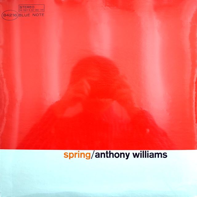 ANTHONY WILLIAMS ‎/ SPRING