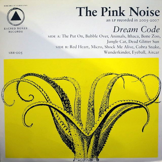 PINK NOISE / DREAM CODE