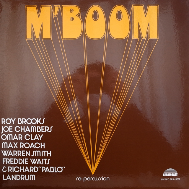 M'BOOM ‎/ RE:PERCUSSION