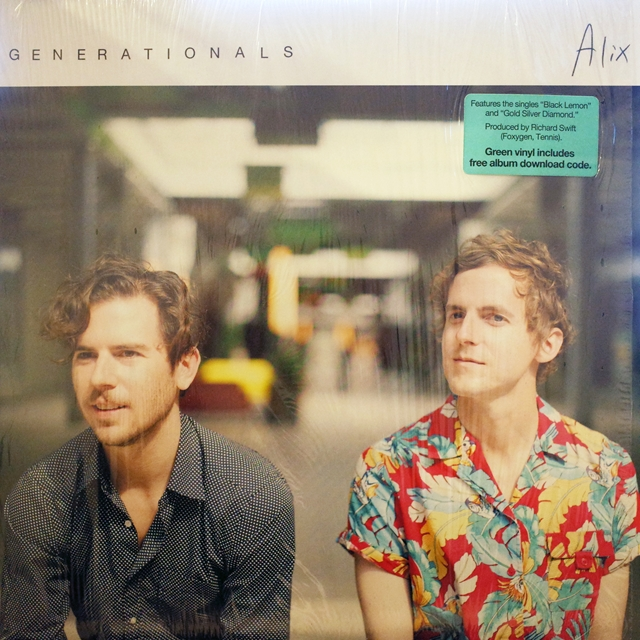 GENERATIONALS / ALIX