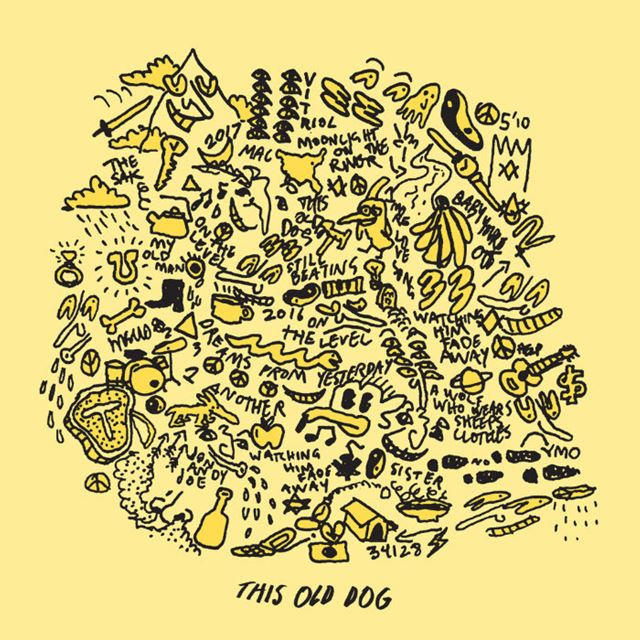 MAC DEMARCO / THIS OLD DOG (RED VINYL)
