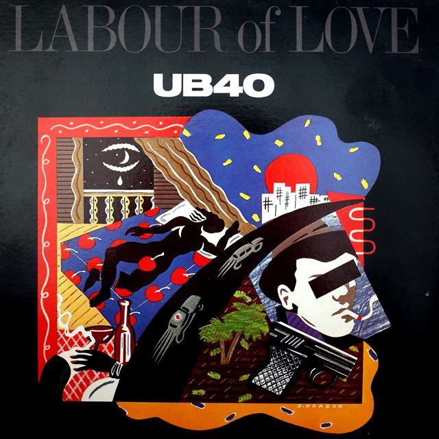 UB40 ‎/ LABOUR OF LOVE