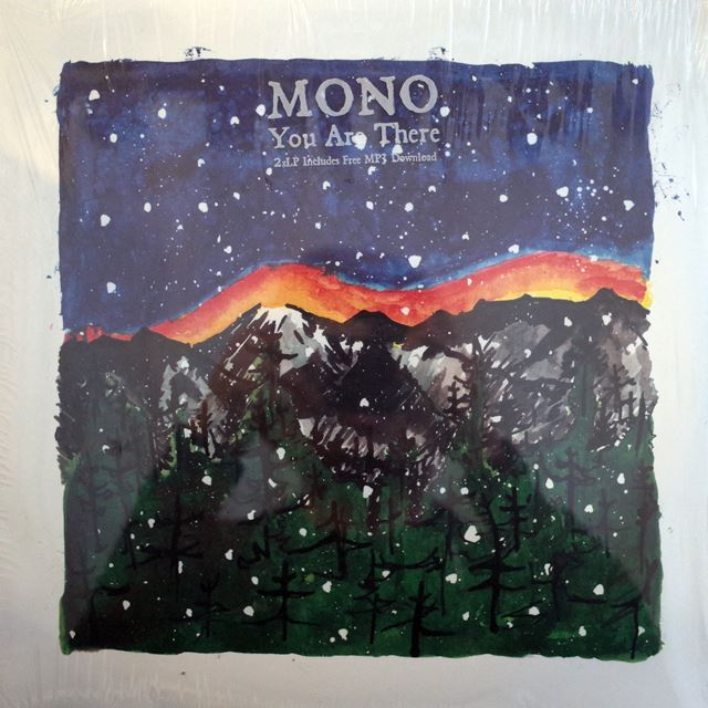 MONO / YOU ARE THERE