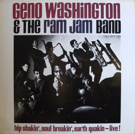 GENO WASHINGTON / HIP SHAKIN' SOUL BREAKIN' EARTH