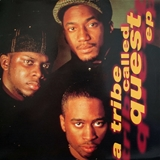 A TRIBE CALLED QUEST ‎/ A TRIBE CALLED QUEST EP