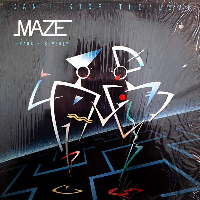 MAZE / CAN'T STOP THE LOVE