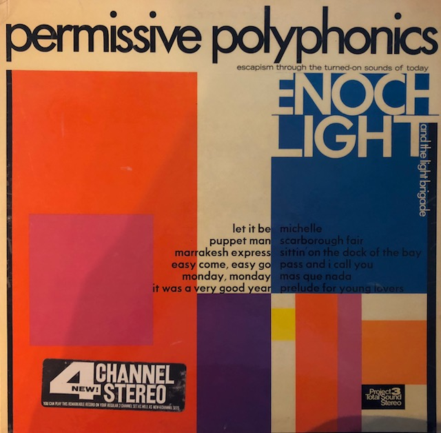 ENOCH LIGHT / PERMISSIVE POLYPHONICS