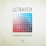 ULTRAVOX / VISIONS IN BLUE