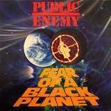 PUBLIC ENEMY ‎/ FEAR OF A BLACK PLANET