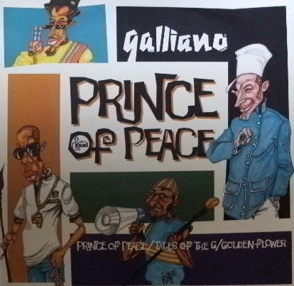 GALLIANO / PRINCE OF PEACE