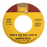 MARVIN GAYE ‎/ THAT'S THE WAY LOVE IS / GONNA KEE