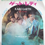 RARE EARTH / GET READY / MAGIC KEY
