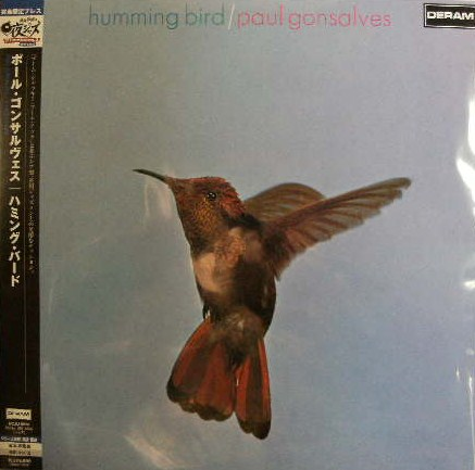 PAUL GONSALVES / HUMMING BIRD