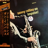 SONNY ROLLINS / ON IMPULSE!