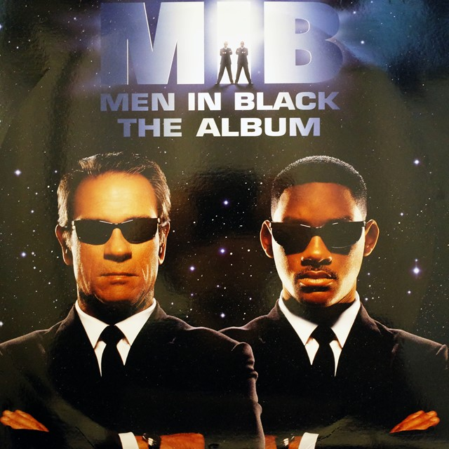 VARIOUS / MEN IN BLACK