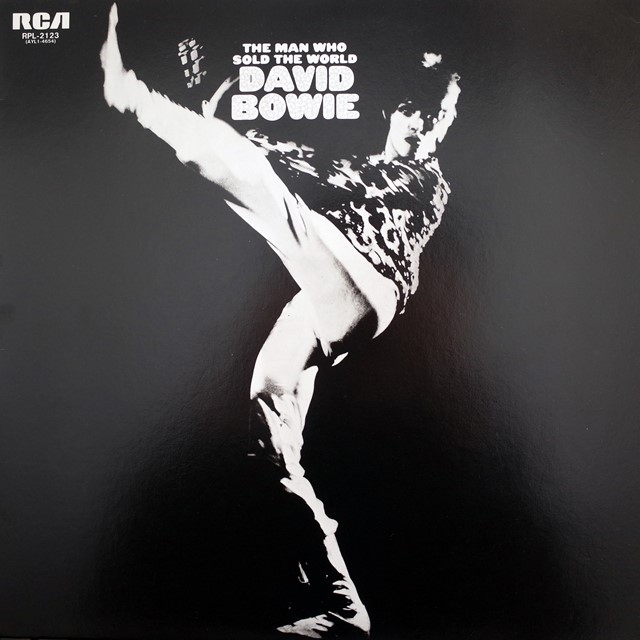 DAVID BOWIE / MAN WHO SOLD THE WORLD