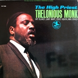 THELONIOUS MONK ‎/ HIGH PRIEST