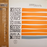 ERNIE HENRY QUARTET ‎/ SEVEN STANDARDS AND A BLUES