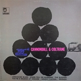 CANNONBALL & COLTRANE ‎/ SAME