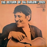 TAL FARLOW ‎/ RETURN OF TAL FARLOW 1969