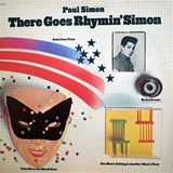 PAUL SIMON ‎/ THERE GOES RHYMIN' SIMON
