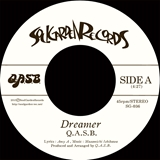 Q.A.S.B. / DREAMER / MOVIN' ON