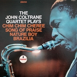 JOHN COLTRANE QUARTET / PLAYS