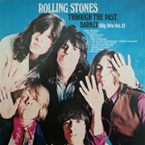 ROLLING STONES / THROUGH THE PAST, DARKLY