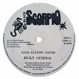 RICKY GENERAL ‎/ SINGING MELOD/ GOOD PLAYING SOUND