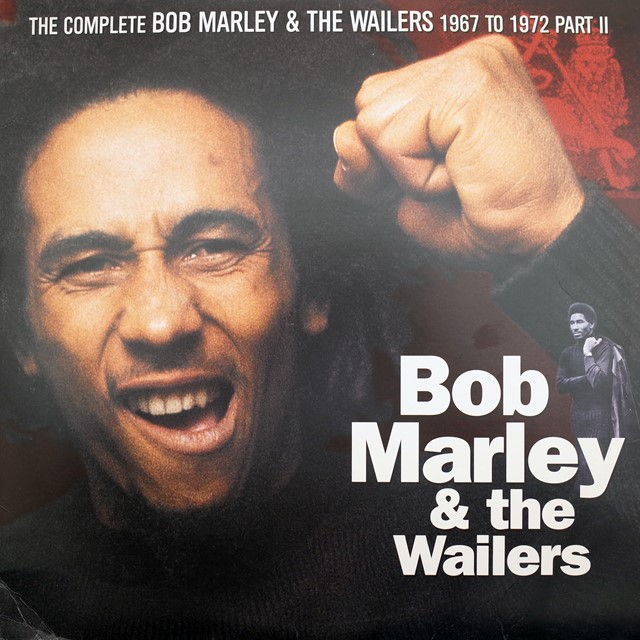 BOB MARLEY & THE WAILERS / COMPLETE BOB MARLEY & THE WAILERS 1967 TO 1972 PART 2