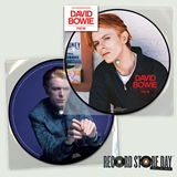 DAVID BOWIE / TVC15 (40TH ANNIVERSARY PICTURE DISC)
