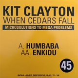 KIT CLAYTON ‎/ WHEN CEDARS FALL