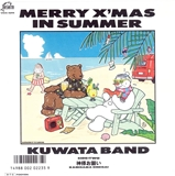 KUWATA BAND / MERRY X'MAS IN SUMMER