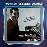 WILLIE MABON ‎/ WILLIE MABON SINGS