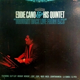EDDIE CANO & HIS QUINTET ‎/ BROUGHT BACK LIVE FROM PJ'S