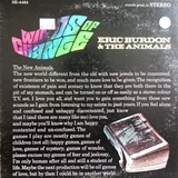 ERIC BURDON & ANIMALS ‎/ WINDS OF CHANGE