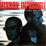 ADAM CLAYTON & LARRY MULLEN ‎/ THEME FROM MISSION: IMPOSSIBLE