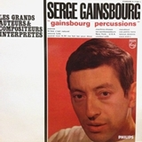 SERGE GAINSBOURG ‎/ GAINSBOURG PERCUSSIONS