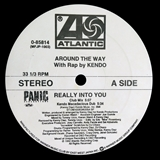AROUND THE WAY ‎/ REALLY INTO YOU